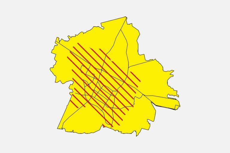 mapa miejska